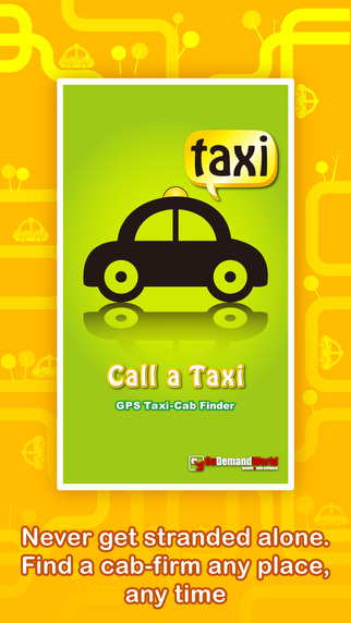 Call a Taxi PRO screenshot 1