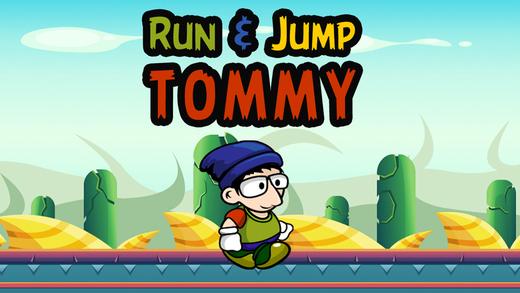 Run Jump Tommy Pro