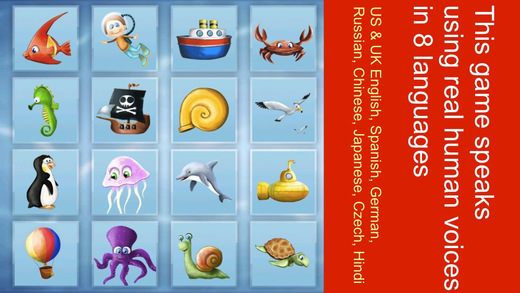 COLORS - SHAPES - NUMBERS: Children's Educational Games for Toddlers and Preschoolers - for iPad 1 2
