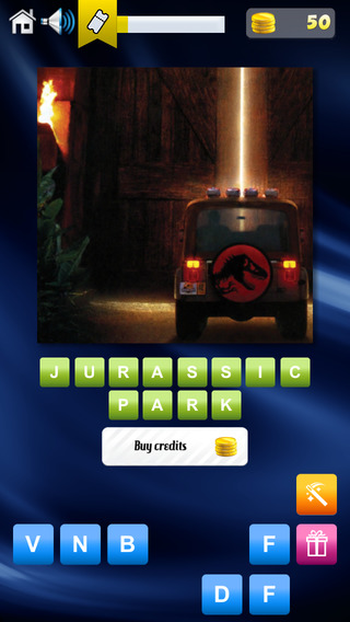 Movie Quiz - Guess the Hollywood Blockbuster