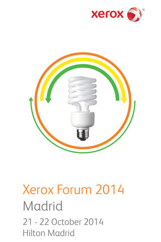 Xerox Forum 2014: GCR Congress screenshot 1