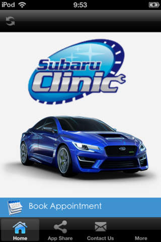 Subaru Clinic screenshot 2