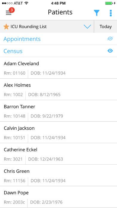 IQMax Mobile App iPhone Screenshot 2