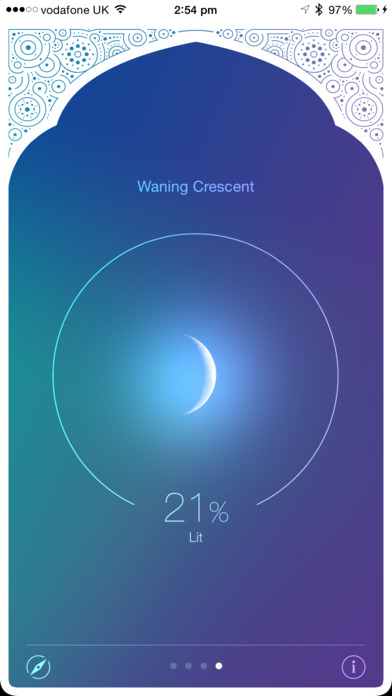 iPray: Prayer Times & Qibla Compass iPhone Screenshot 4