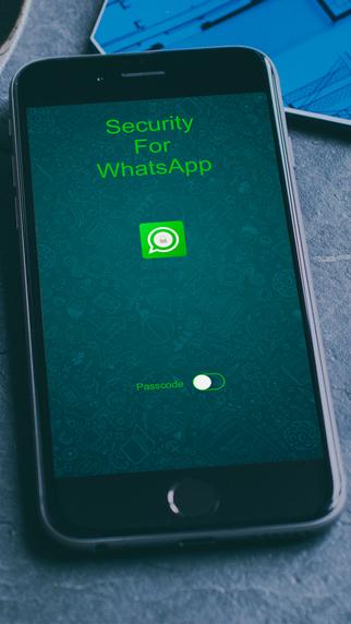 【免費社交App】Security For WhatsApp-APP點子