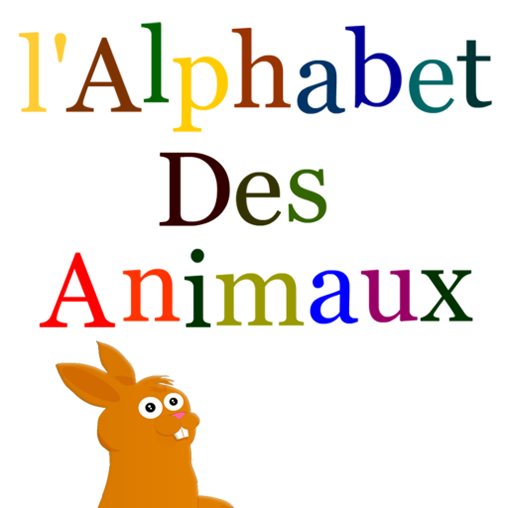 Animal alphabet in french on the app store on itunes - Alphabet francais maternelle ...