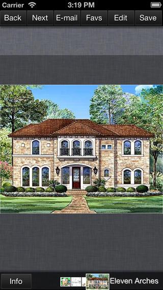 Spanish House Design - Family Home Plans