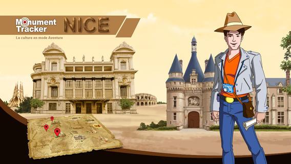 Brad in Nice – Guide fun interactif pour la famille
