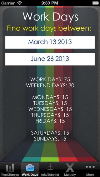 Date & Time Calculator (9 in 1)