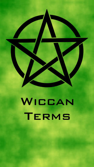 Wiccan Terms