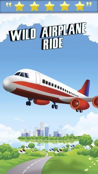 Wild AirPlane Ride