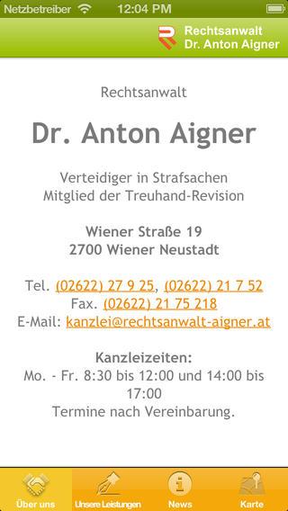 Dr. Aigner