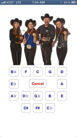 Tune Chords iPhone Screenshot 4