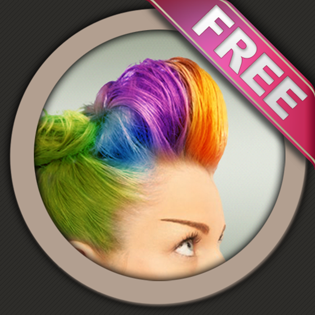 Unique Hair Color Booth Helps You To Change A New Hair Color In Just Seconds Its Completely FREE! All You Have To Do Is Select A Photo, Outline Hair And Then Apply Different Colors Once Your Hair Makeover Is Complete, You Can Save It Or Share On