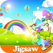 Kids Jigsaw Puzzles for Mac icon