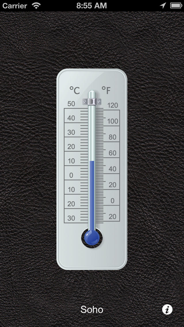 how to change fahrenheit to celsius on android phone