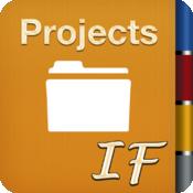 实用效率 – 代办事务 InFocus Projects [iPhone]