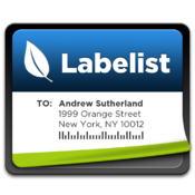 Labelist 标签