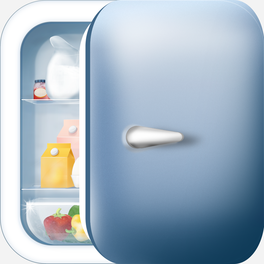 fridge pal shopping lists home inventory and recipes on the app store on itunes. Black Bedroom Furniture Sets. Home Design Ideas