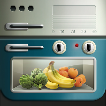 KitchenLab: How fresh is your fridge? & 365 food tips! Phone edition LOGO-APP點子