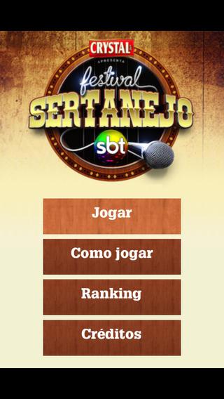 Festival Sertanejo Game