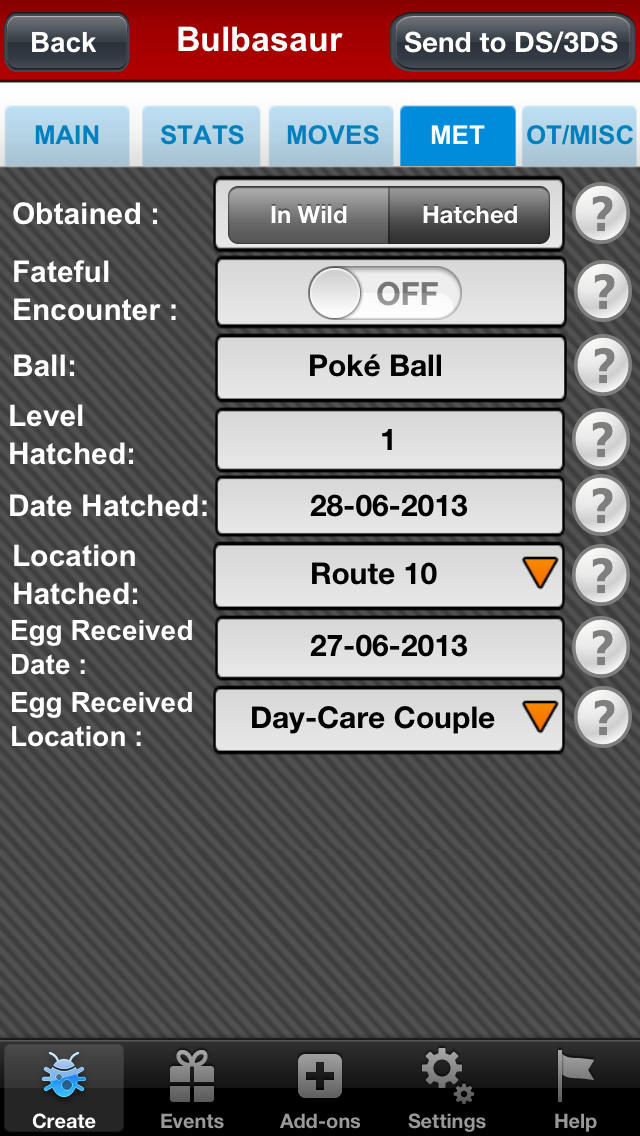 PokéCreator screenshot 5