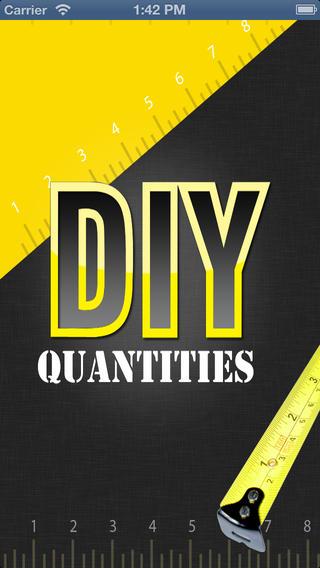 DIY Quantities