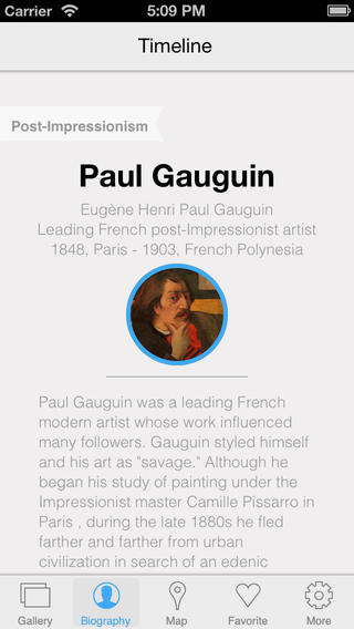 高更画作合集:Gauguin