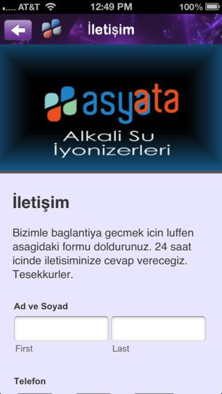 Asyata Alkali Su