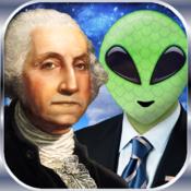 Presidents vs. Aliens for Mac icon