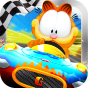 加菲猫卡丁车 Garfield Kart