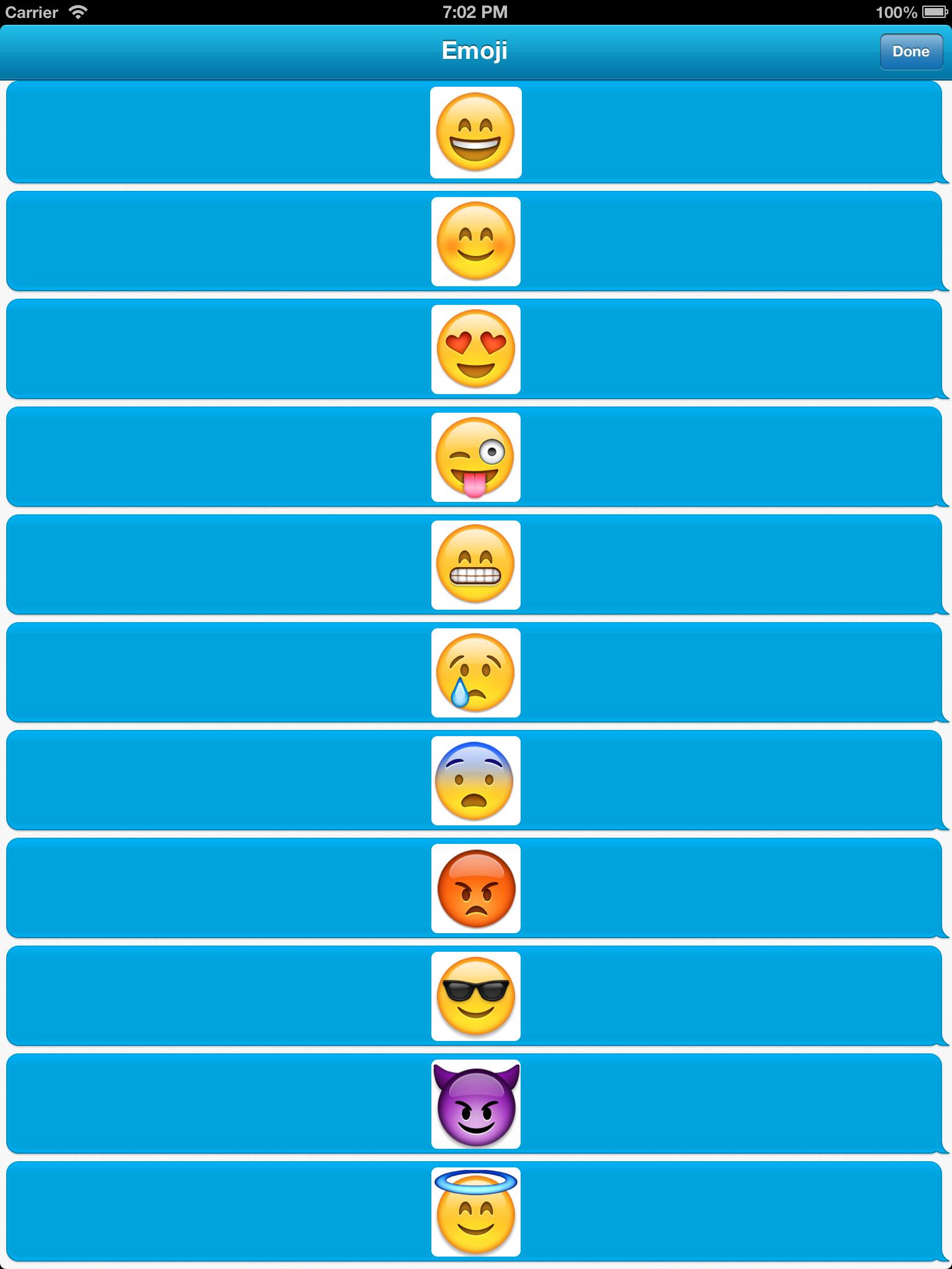 Emoji Max iPad