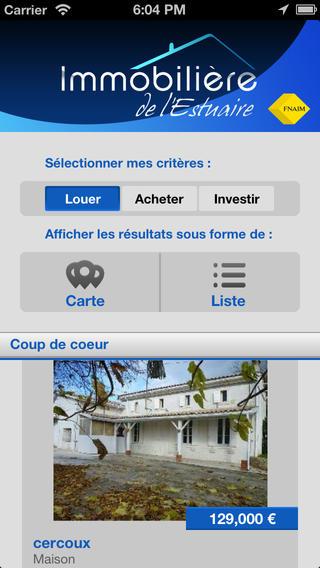 Immobilière de l'Estuaire - immobilier Gironde