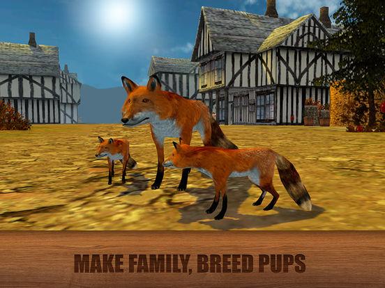 Real Fox Survival Simulator Full screenshot 7