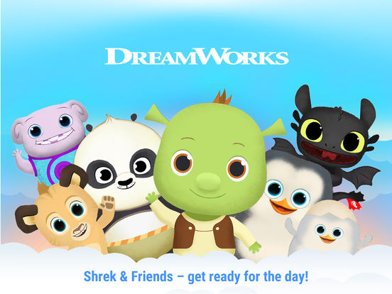 Shrek & Friends - get ready for the day! Screenshots