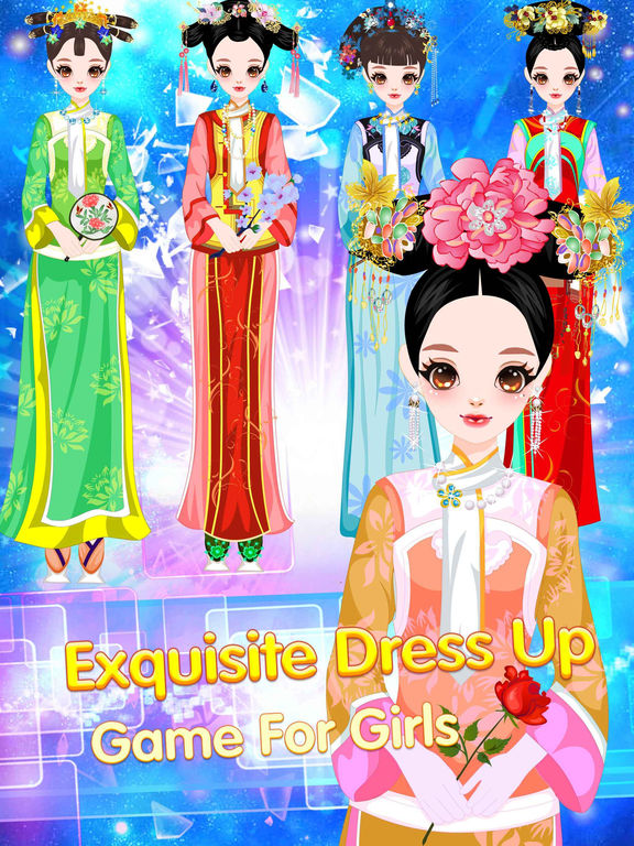 App Shopper Fancy Ancient Princess Chinese Fashion