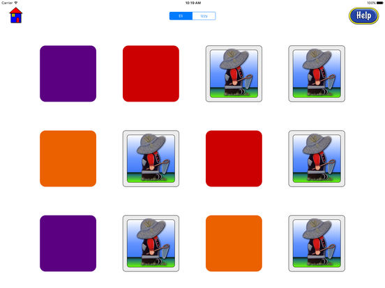 TeachMe Colors 2 (for children aged 3-5yrs) iPad Screenshot 5