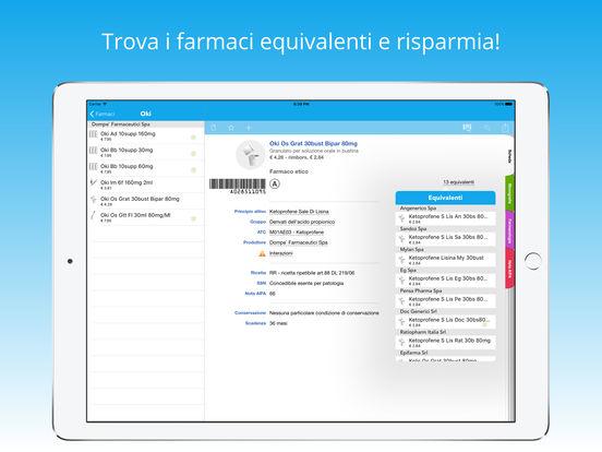 iMieiFarmaci iPad Screenshot 3