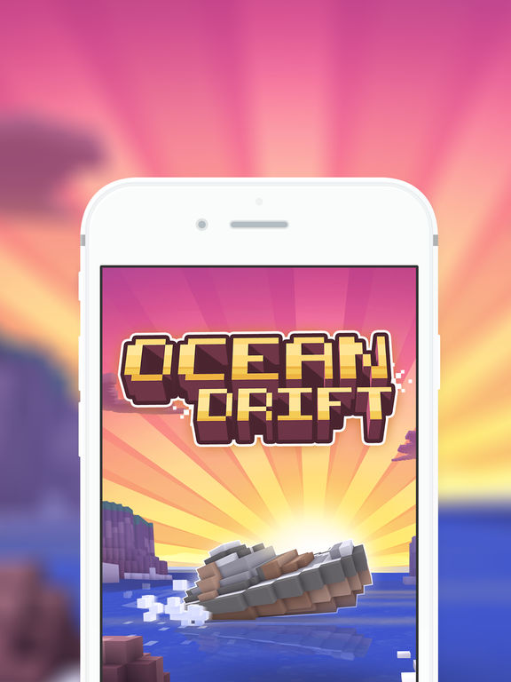 Ocean Drift - Premium Edition ( No Ads + Bonus Coins ) Screenshots