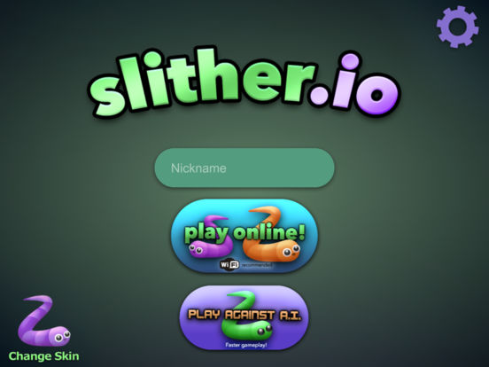 Screenshot #1 for slither.io