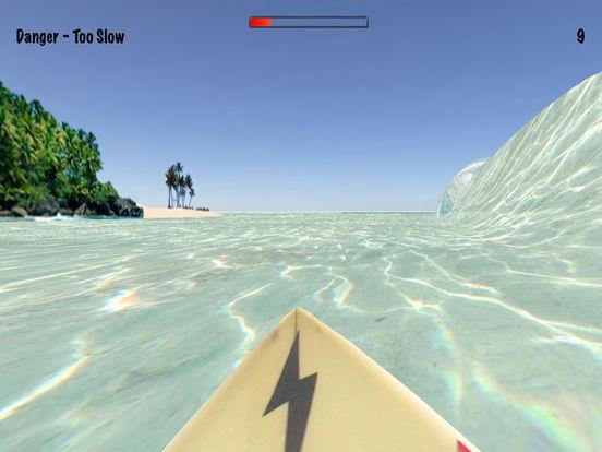 Surf or Die iPad Screenshot 1