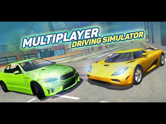 app shopper multiplayer driving simulator free online games. Black Bedroom Furniture Sets. Home Design Ideas