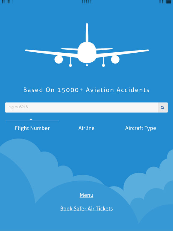 Safe Flights - Book Cheap Air Tickets with Travel Safety Guide Screenshots