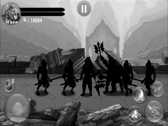 ARPG Dark Warrior screenshot 8