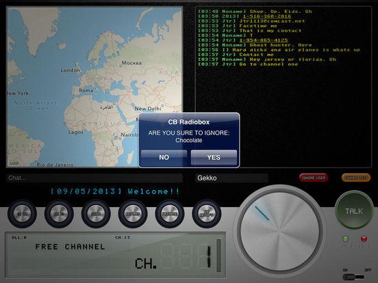 CB Radio Box screenshot 4