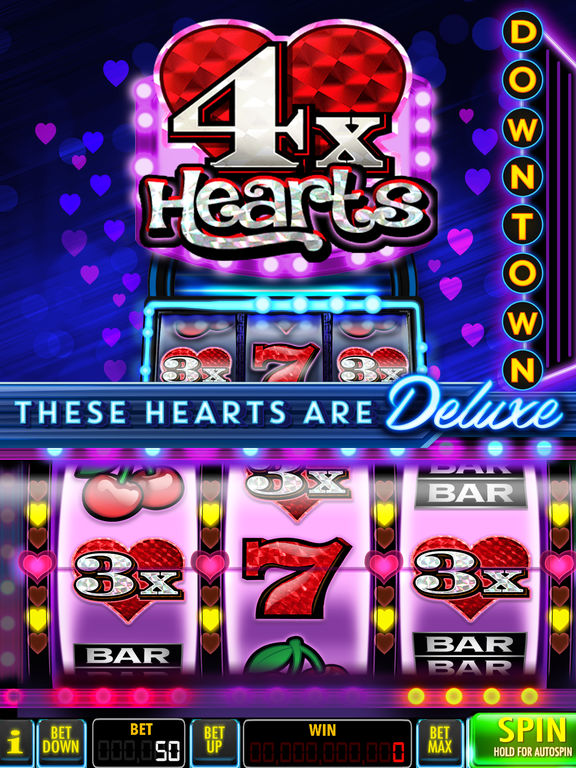 Downtown Deluxe Vegas Slots - Free Classic Slot Machines screenshot