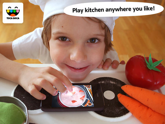 Screenshot #5 for Toca Kitchen