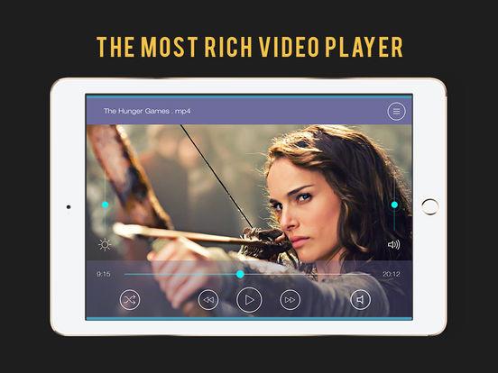 MX Video Player-Play HD Videos on iOS 7 screenshot