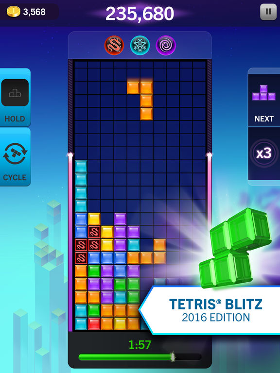 Tetris® Blitz: 2016 Edition Screenshots