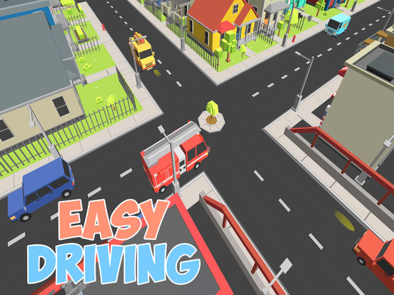 Easy Driving. Скрин 3